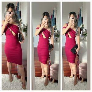 NEW Bianca and Bridgett Cut Out Bodycon Dress